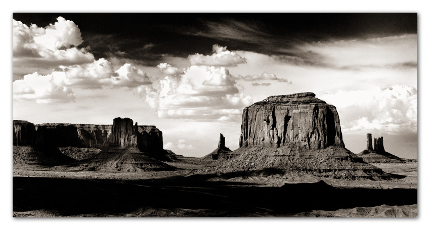 Monument Valley from John Ford Point Arizona