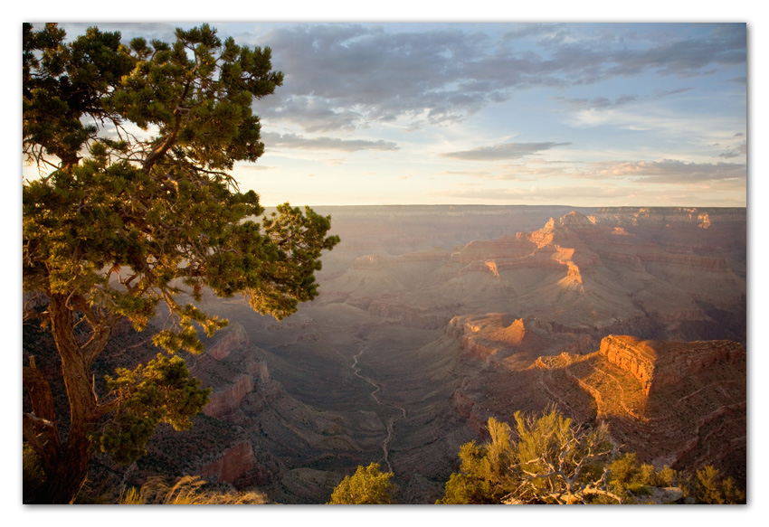 Grand Canyon from Shoshoni Point Grand Canyon National Park Arizona